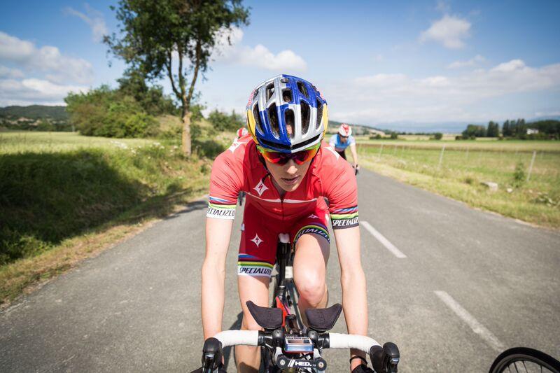 Bike riding in Vitoria