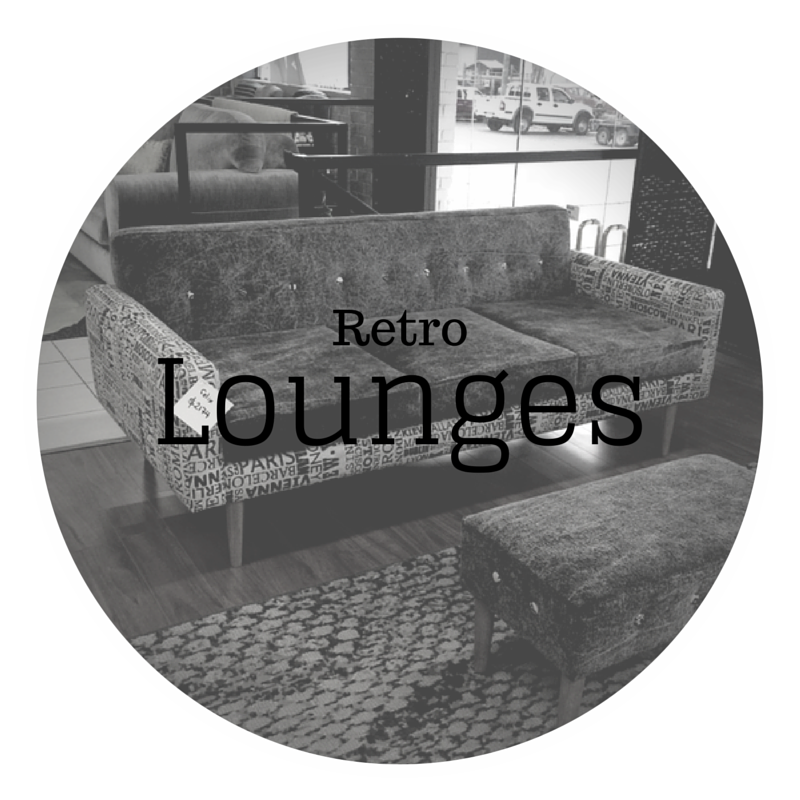 retro lounges - dream design - new furniture