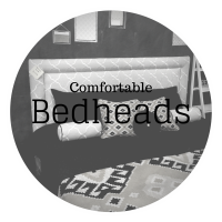 comfortable bedheads - dream design - new furniture