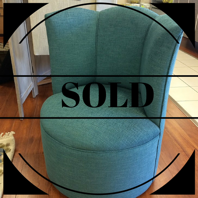 Sold bedroom chair