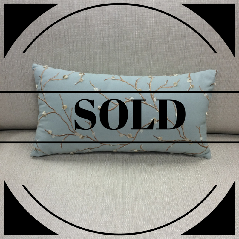 sold  cushion