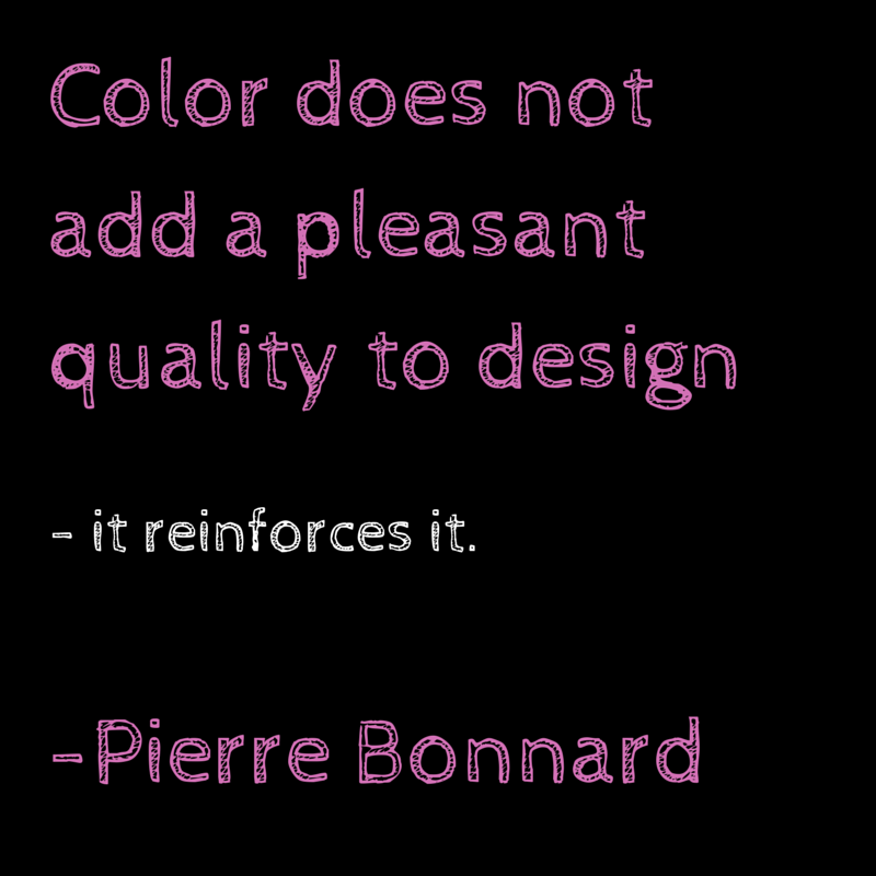 colour quote