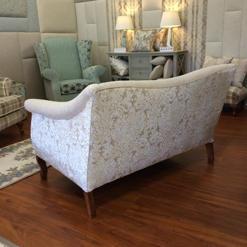 catherine 2 seater lounge - dream design