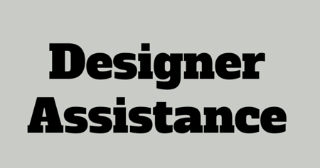 designer assistance - dream design - appointments