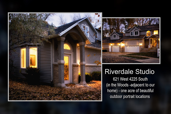 All services of the prior Ogden Studio have been consolidated with the Riverdale location.