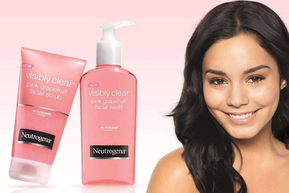neutrogena magazine ads