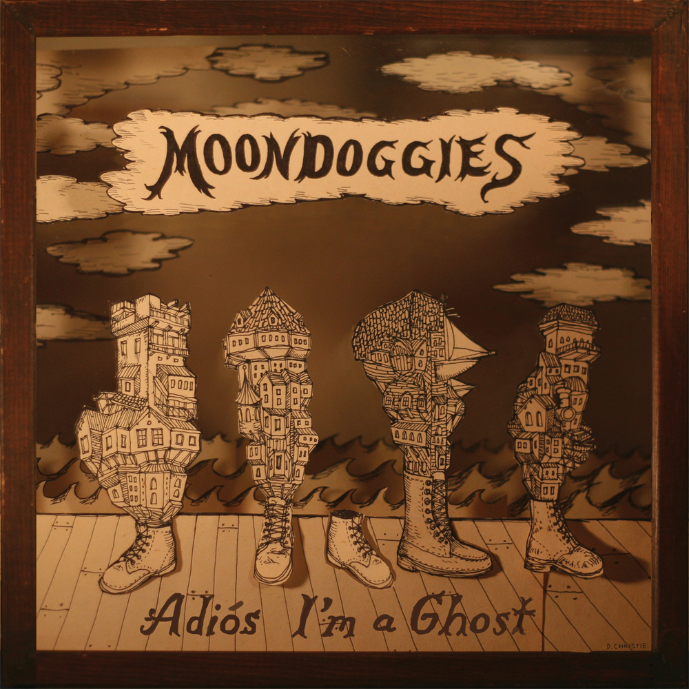 Adiós I'm a Ghost   Released: Aug 13, 2013  Label: Hardly Art   Purchase on iTunes