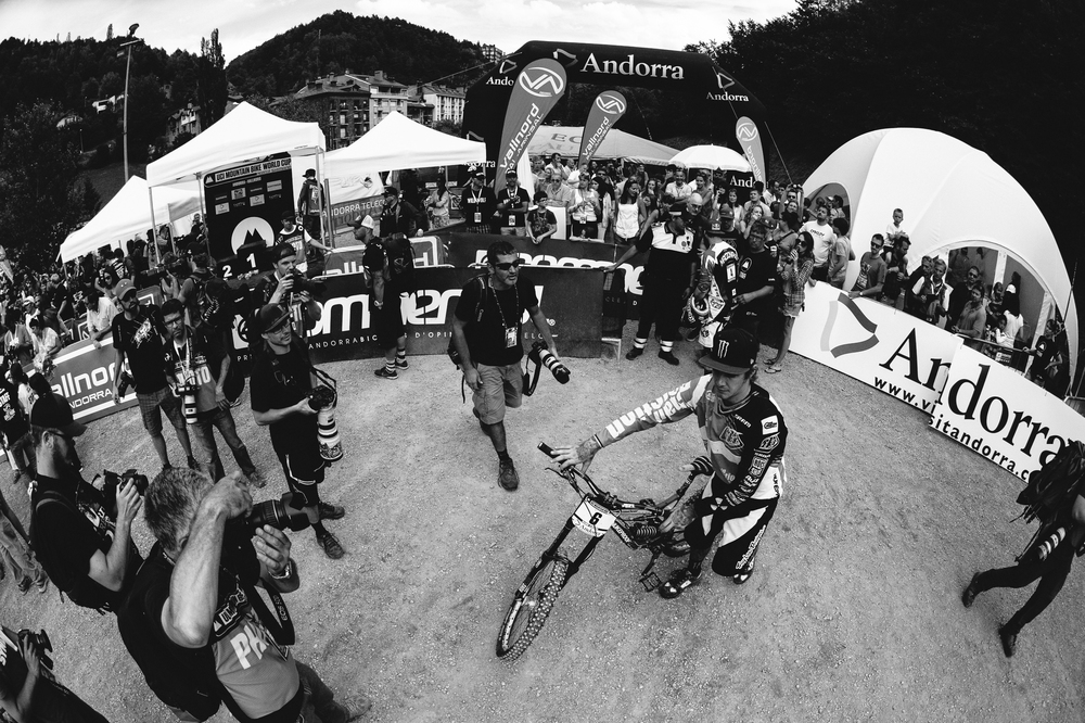 Sam Hill / Vallnord, Andorra