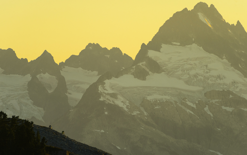Katie Holden & Kevin Landry / Squamish, British Columbia