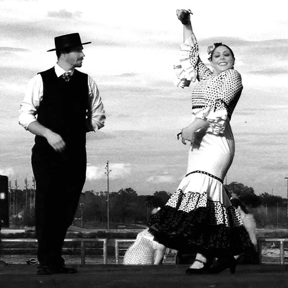 "Rueben and Patricia at ""Taste of Omaha"""