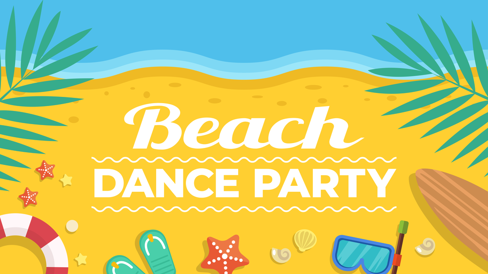 Beach Dance Party