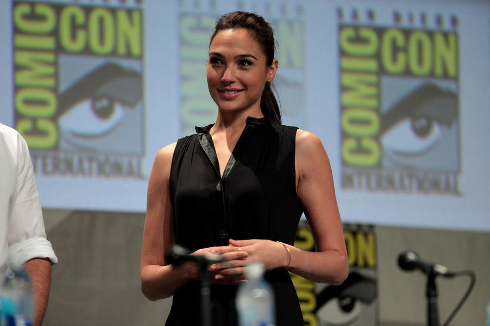 Gal Gadot is stunning as Wonder Woman