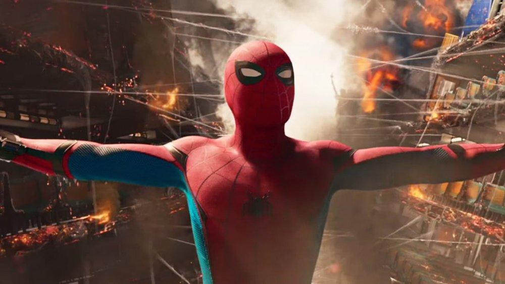 An homage to Sam Raimi's Spider-Man 2 (via: youtube)