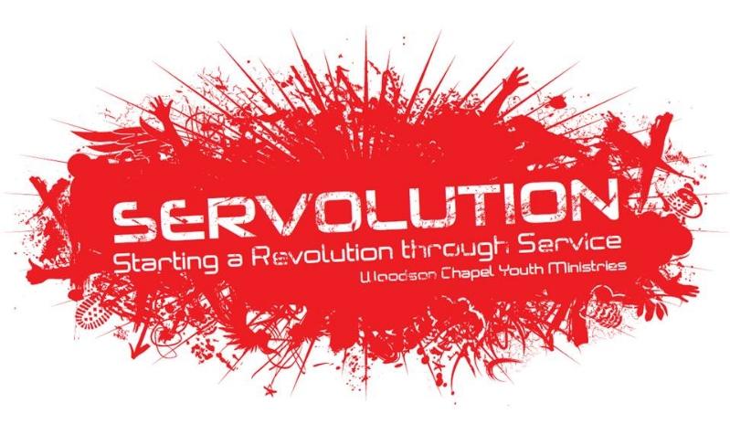 Servolution  Our Week of Service