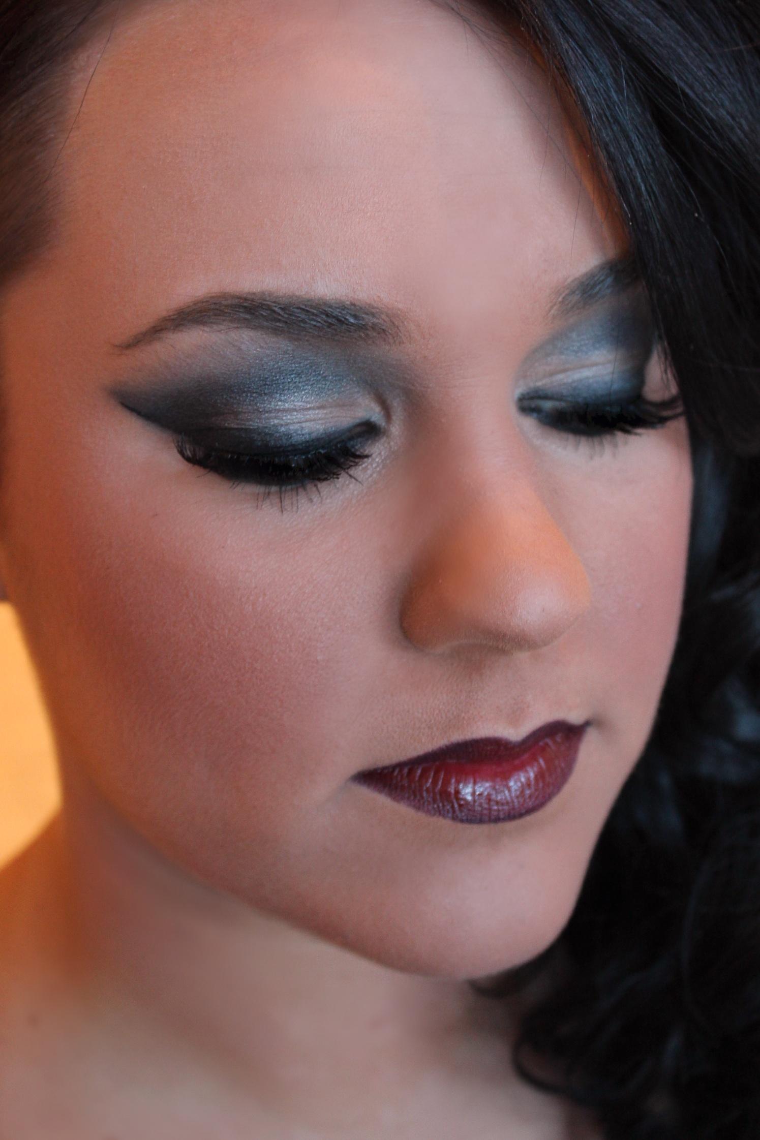 Makeup Looks From The Hungarian Ball Joey Claeyssen Makeup Artistry