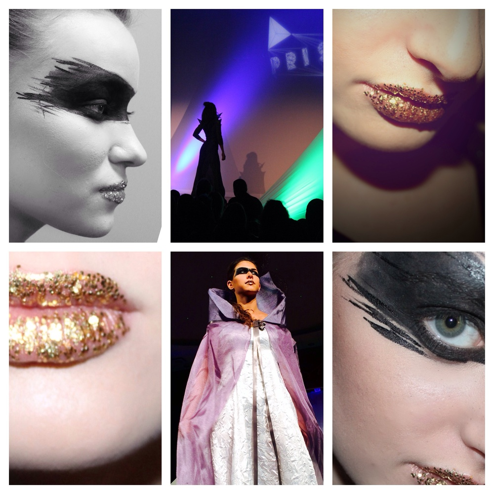 backstage and runway moments from Pulse presents PRISM