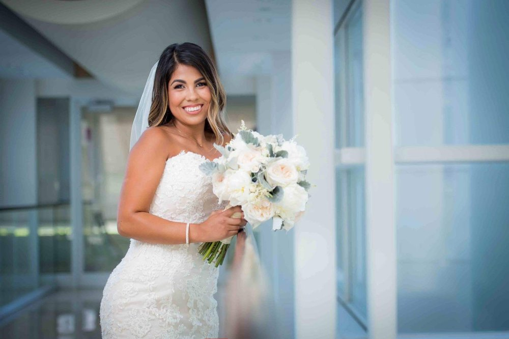 photo: Tequila Weddings, hair: Three One Two Bridal