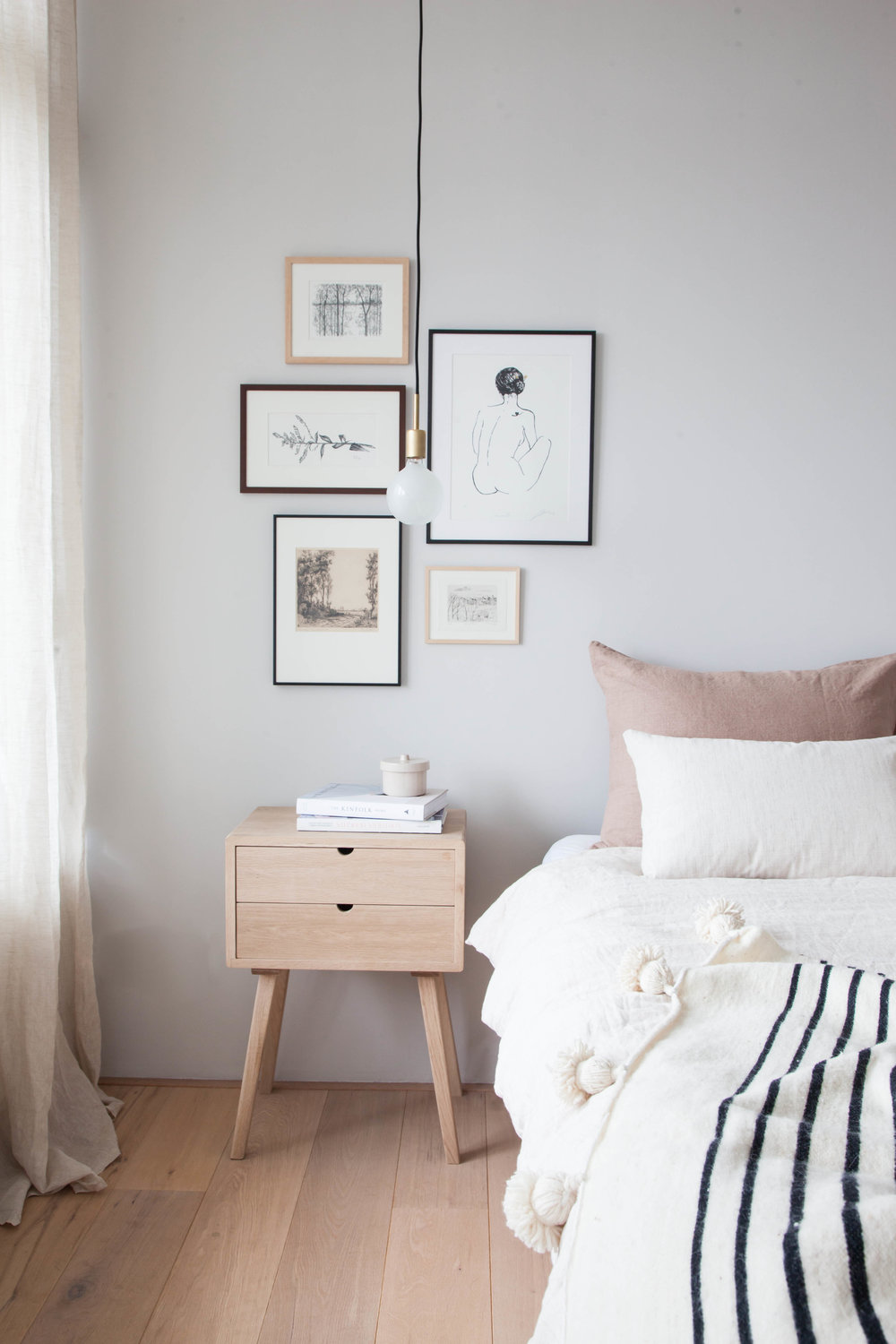 How To Hang Art how to hang art in your home — bec tougas