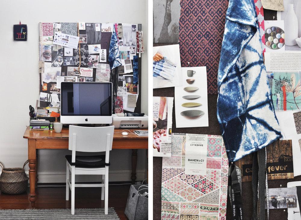 Tania's Studio | Images by Bec Tougas