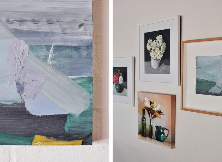 Jane Tangney and Samantha Dennison pieces sitting beautifully together | Images by Bec Tougas