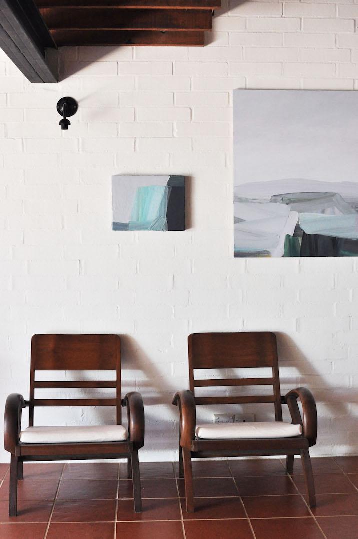 Jane Tangney pieces in situ | Image by Bec Tougas