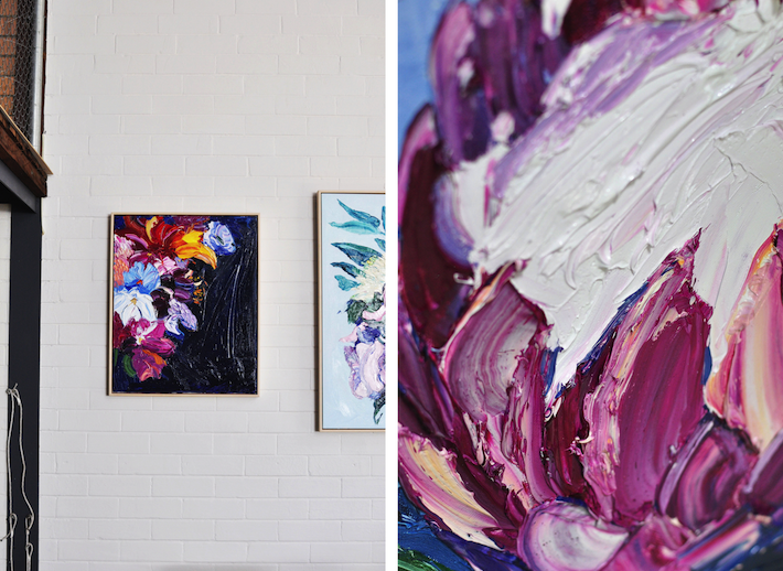 Stunning pieces by Britt Dunbar | Image by Bec Tougas