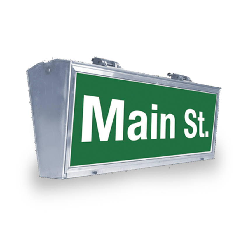 NAIM Intersection Marker