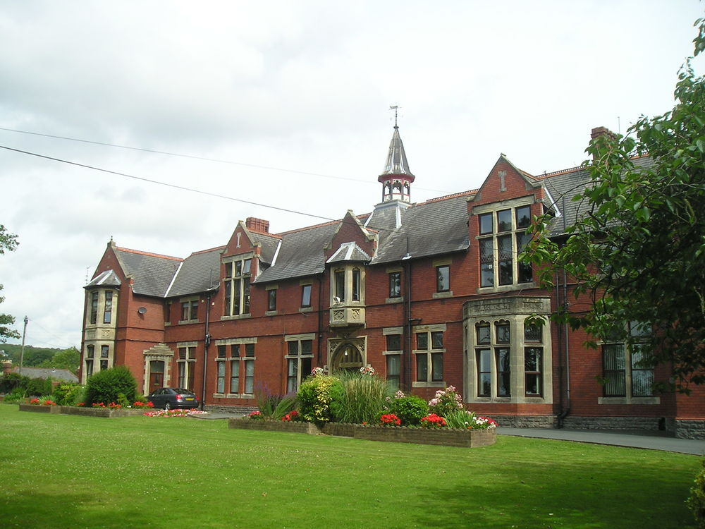 Hebron Hall, Dinas Powys, Wales