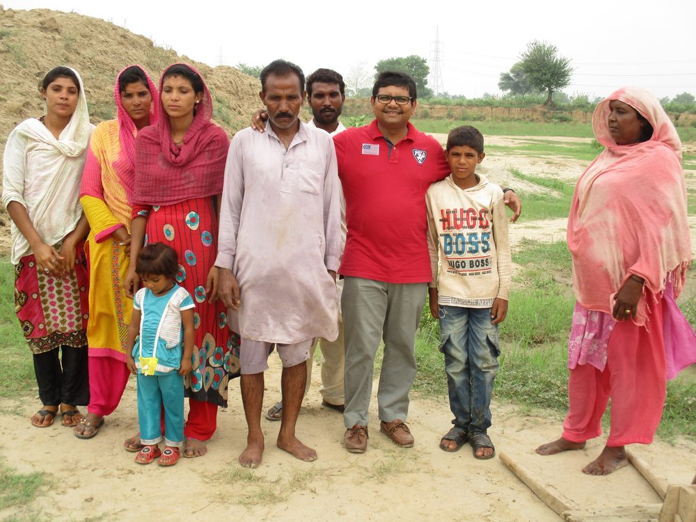 Mushtaq Brick Kiln family.JPG