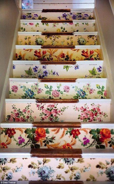 Florals, florals, florals. Did we mention florals?