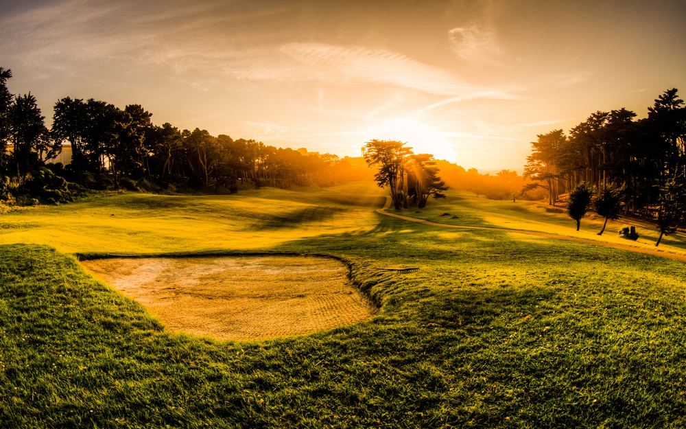 Lincoln Park is home to one of the most scenic golf courses in the world.