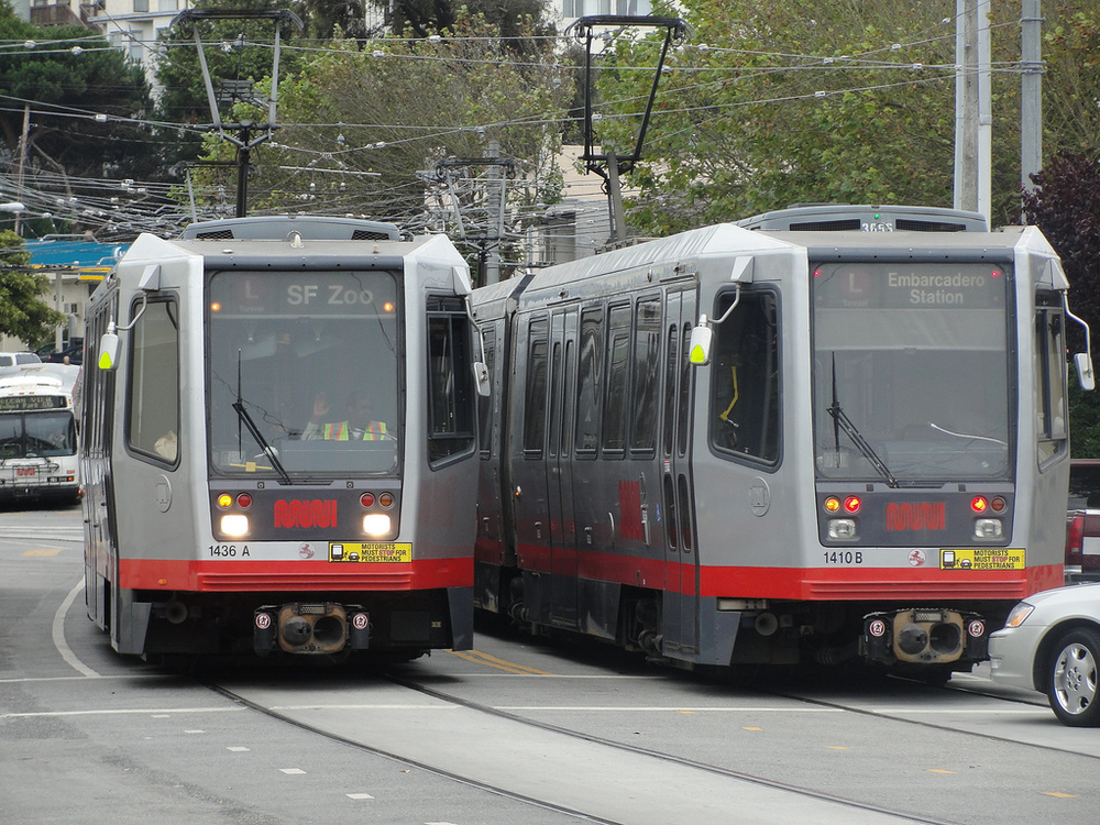 The Central Sunset is well served by numerous MUNI bus routes and two MUNI Metro lines, the L-Taraval and the N-Judah.