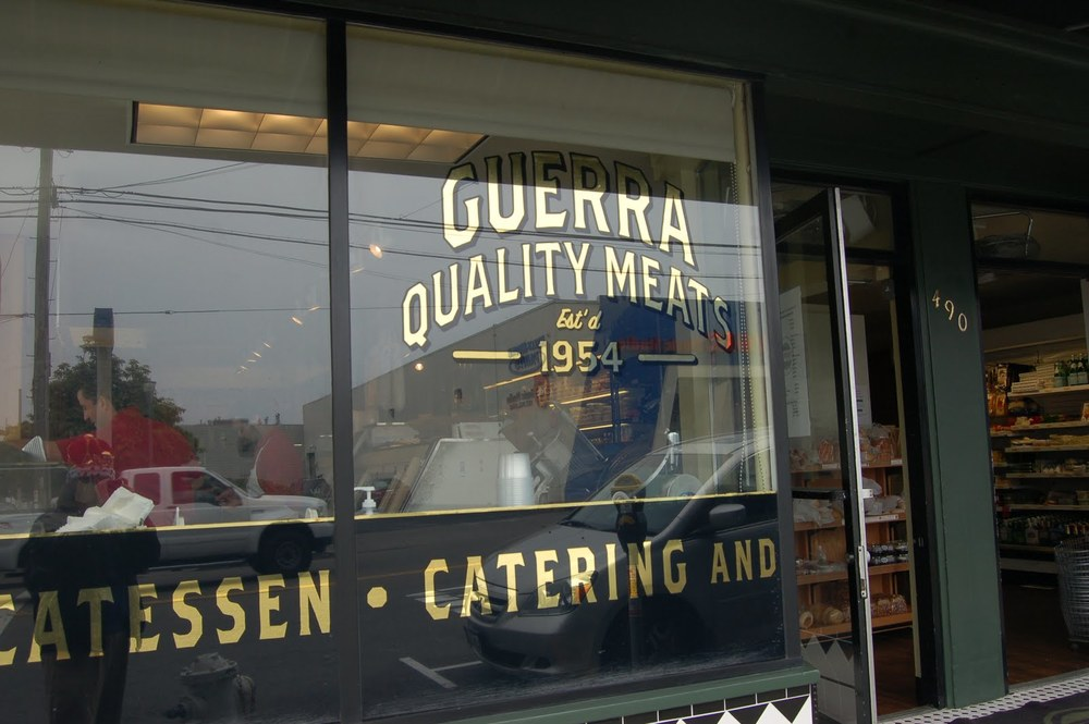 Guerra Quality Meats has been a neighborhood institution since 1954.