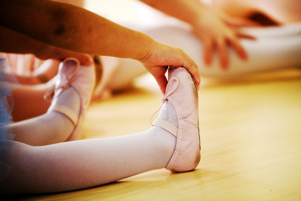 Ballet with Miss Tilly on California Street has been churning out future prima ballerinas for decades.