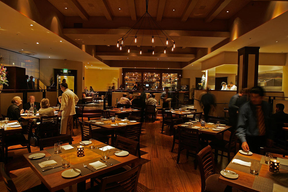 Aziza on Geary is an award-winning Moroccan eatery on that attracts diners from all across the Bay Area.