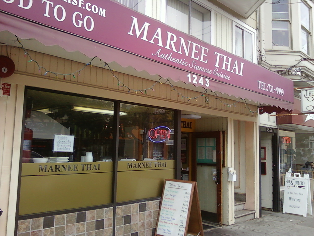 Neighborhood favorite Marnee Thai has been dishing out authentic Siamese cuisine since 1986.