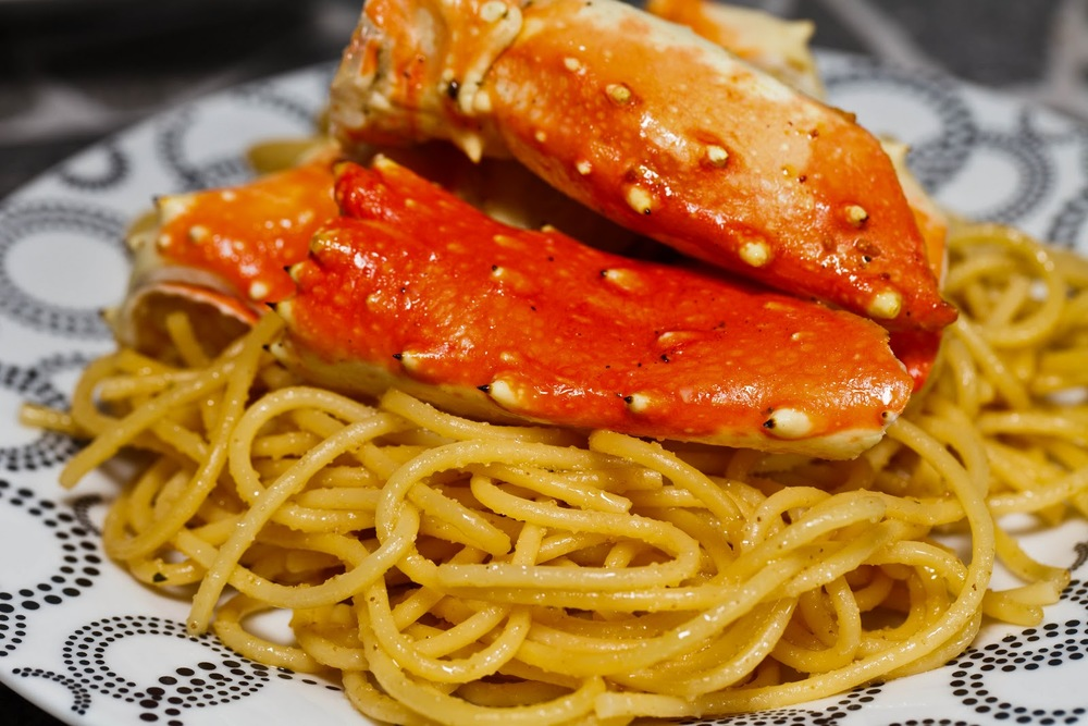 Open since 1971, Vietnamese restaurant Thanh Long on Judah Street is famous for its garlic noodle and roasted crab.