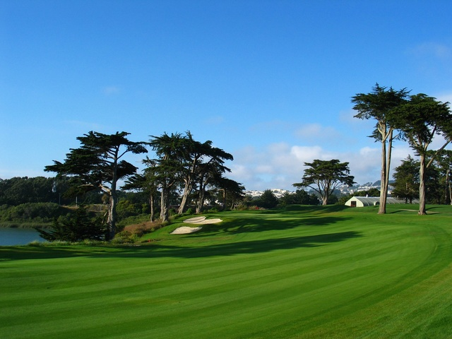 TPC Harding Park Golf Course, which opened in 1925, is part of the PGA Tour's Tournament Players Club (TPC) network of courses. Surrounded by Lake Merced on three sides, the course provides one of the most scenic golfing experiences in the country.