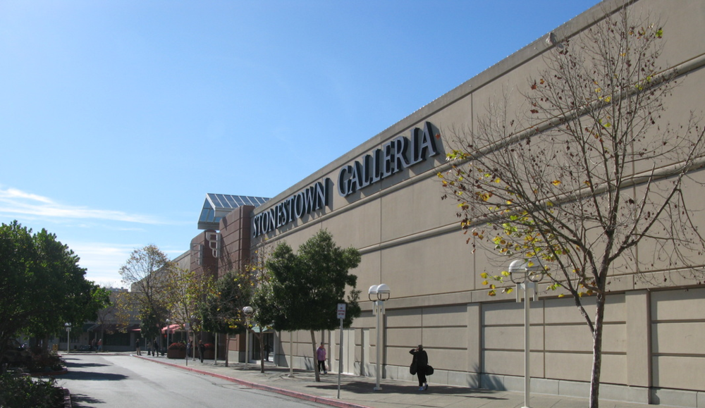 Residents can fill all their shopping needs at Stonestown Galleria, an 862,000-square-foot mall that includes department stores Nordstrom and Macy's, dozens of national retail chains, and a Trader Joe's supermarket.