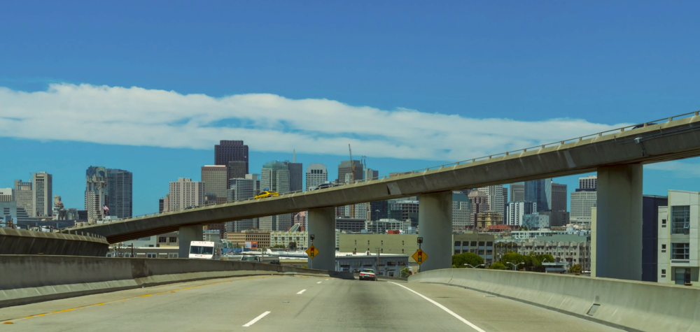 Commuters have easy access to Silicon Valley via the I-280 Freeway.