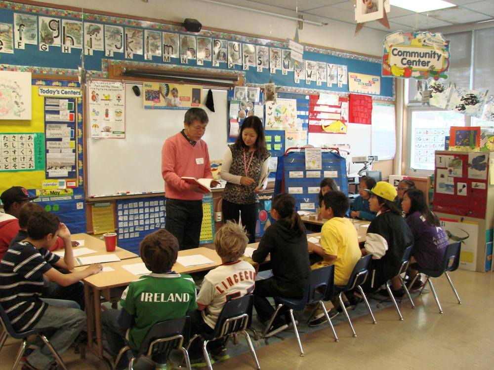 Clarendon Alternative Elementary School, one of the best public schools in the city, is known for its bilingual, bicultural Japanese immersion program.