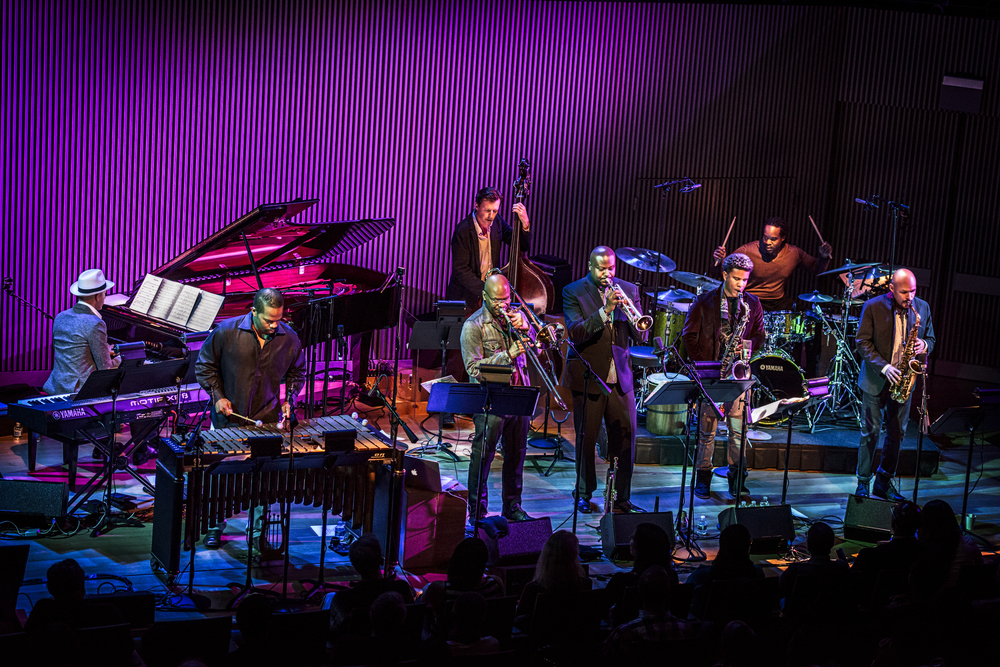 The newest star of the Fillmore Street jazz district, SFJazz Center is a state-of-the-art building dedicated to jazz performance and education.