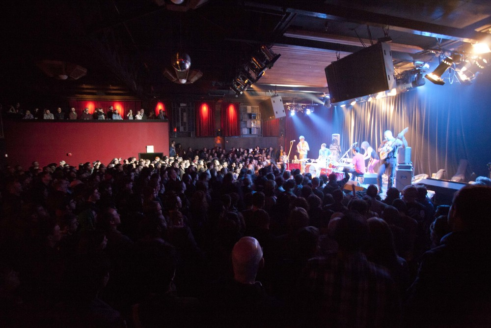 The Independent is a popular music venue that features up-and-coming indie acts.
