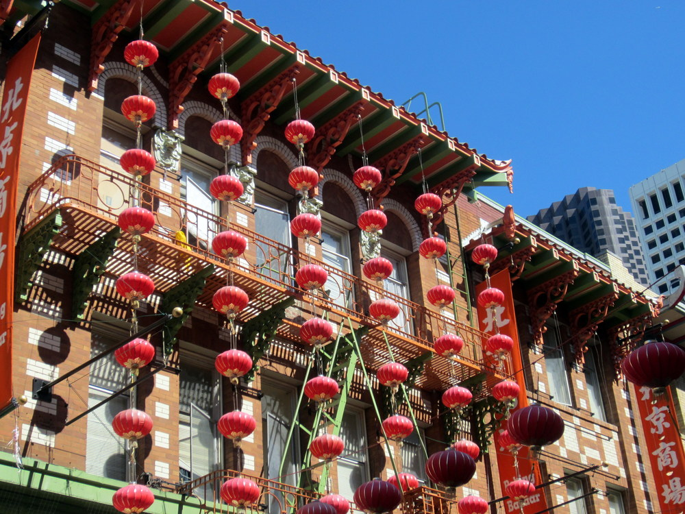 The largest Chinatown outside of Asia and the oldest Chinatown in North America, San Francisco's Chinatown is one of the city's top tourist attractions.