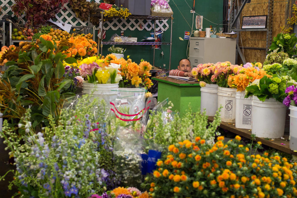 Open to the public at 10 a.m. from Monday through Saturday, the San Francisco Flower Mart is a great place to pick up some blooms from local growers.