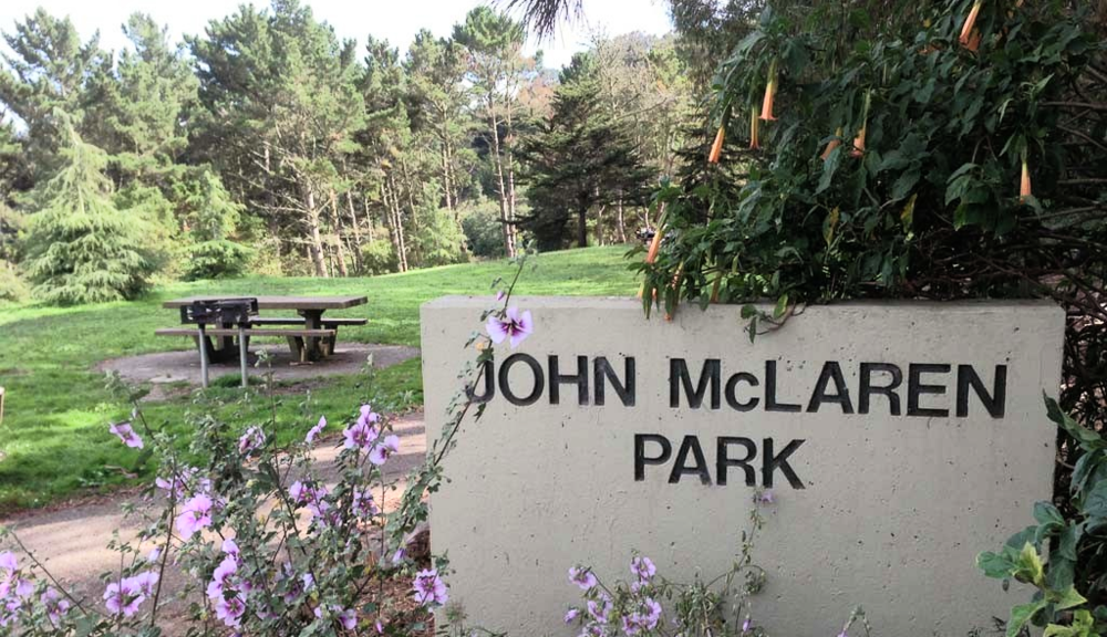 Adjacent to Crocker-Amazon Park is John McLaren Park, San Francisco's second largest park after Golden Gate. It has a golf course, two lakes, an amphitheater, jogging and hiking trails, a public pool, and an old reservoir now used as a dog swimming area.