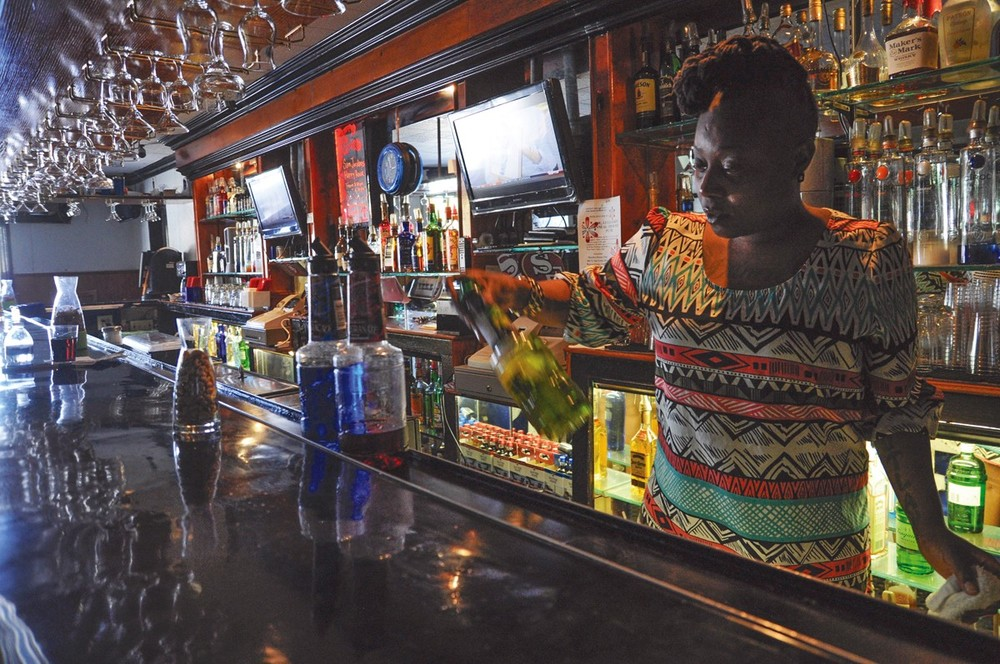 Established in 1959 by boxer Sam Jordan (who was also the first African-American to run for mayor), Sam Jordan's Bar and Grill is now run by Sam's children.