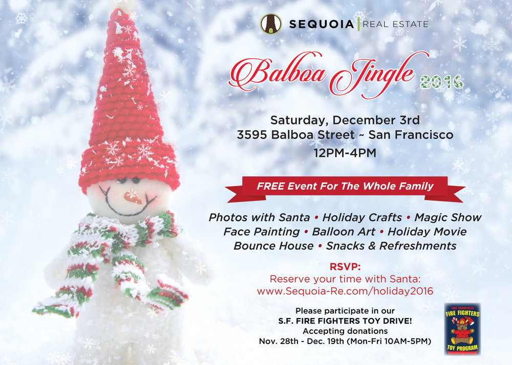 Sequoia Real Estate Holiday Kickoff 2016