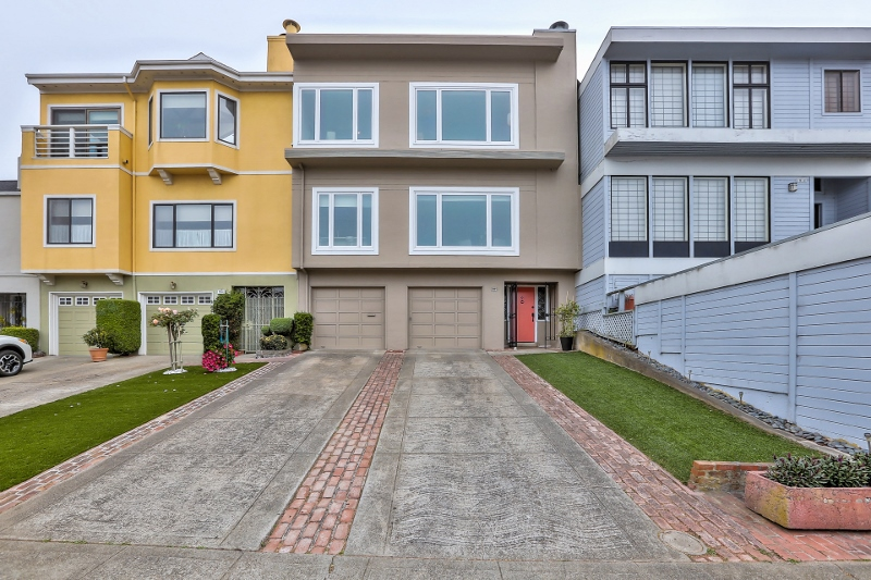 Sold at $2,035,000<strong>1914 Funston Avenue, San Francisco</strong>