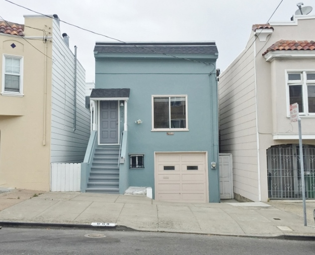 Sold at $635,000<strong>954 Huron Avenue, San Francisco</strong>